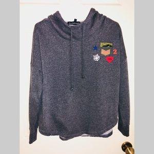 Derek Heart hoodie (NEW)